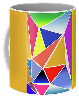 Geometric Art 370 Coffee Mug by Bill Owen