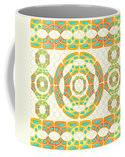 Geometric Composition Coffee Mug