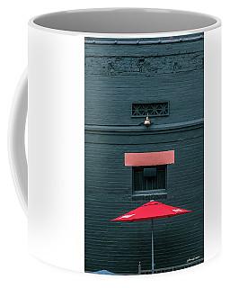 Geometric Illusion Coffee Mug