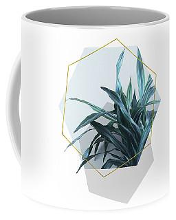 Geometric Jungle Coffee Mug