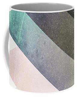 Geometric Layers Coffee Mug
