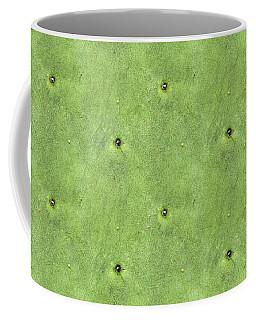 Geometric Prickles Coffee Mug