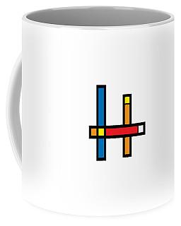 Geometric Art 301 Coffee Mug by Bill Owen