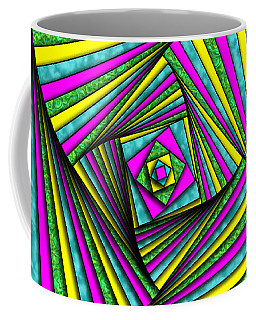 Geometry Art Coffee Mug
