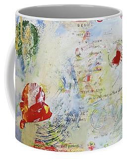 Geometry Of Desire Circles Coffee Mug