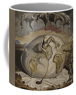 Dali's Geopolitical Child Coffee Mug