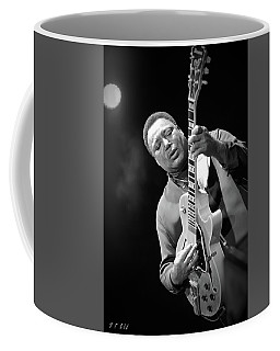George Benson B And W Coffee Mug