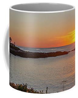 George Bush Home - Kennebunkport Coffee Mug