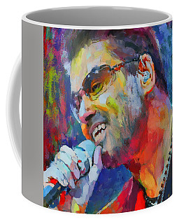 George Michael Final Tribute Coffee Mug