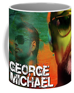George Michael Coffee Mug