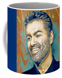 George Michael - Tribute  Coffee Mug