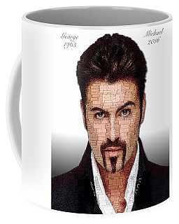 George Michael Tribute Coffee Mug