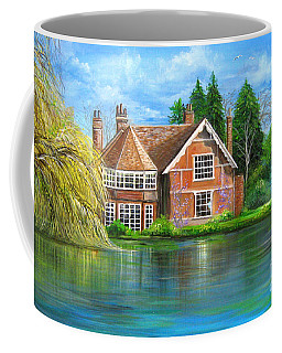 George Michaels Estate In Goring,england Coffee Mug