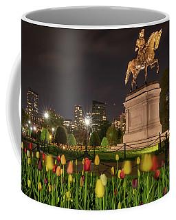 George Washington Standing Guard Coffee Mug