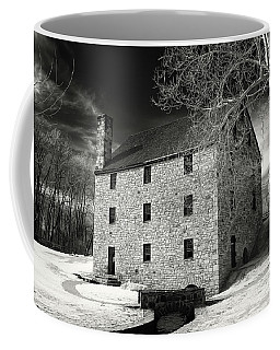 George Washingtons Gristmill Coffee Mug by Paul Seymour