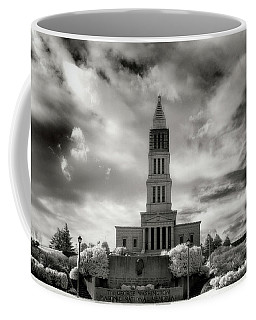 George Washinton Masonic Memorial Coffee Mug by Paul Seymour