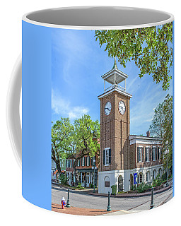 Georgetown Clock Tower Coffee Mug