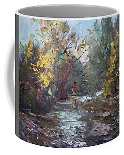 Georgetown Fall Colors Coffee Mug