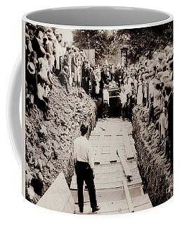 Georgetown Section Of Wilkes Barre Twp. June 5 1919 Coffee Mug