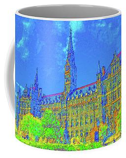 Georgetown University Coffee Mug