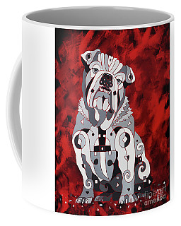 Georgia Bull Dog Coffee Mug