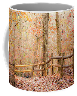 Coffee Mug featuring the photograph Georgia Fall by RC Pics