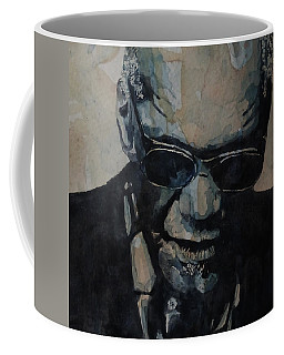 Georgia On My Mind - Ray Charles  Coffee Mug