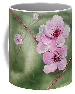Georgia Peach Blossoms Coffee Mug