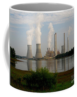 Georgia Power Plant Coffee Mug