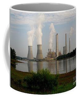 Georgia Power Plant Coffee Mug