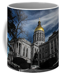 Georgia State Capital Coffee Mug