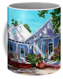 Georgia Street, Key West Coffee Mug