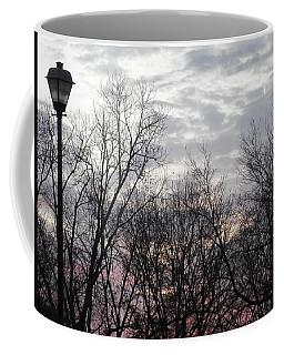 Georgia Suburbs Morning Sky Coffee Mug by Belinda Lee