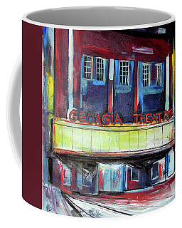 Georgia Theatre Coffee Mug