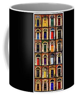 Georgian Doors Of Dublin 3 Coffee Mug by Lexa Harpell
