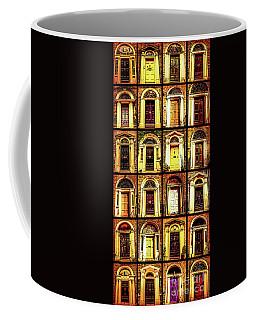 Georgian Doors Of Dublin 4 Coffee Mug by Lexa Harpell