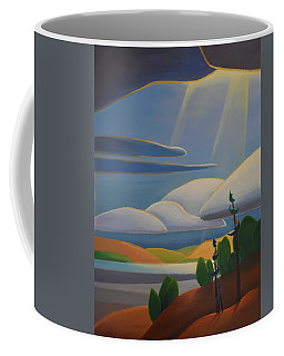 Georgian Shores - Left Panel Coffee Mug