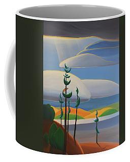 Georgian Shores - Right Panel Coffee Mug