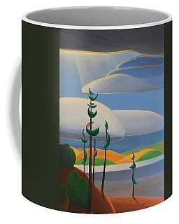Georgian Shores - Right Panel Coffee Mug