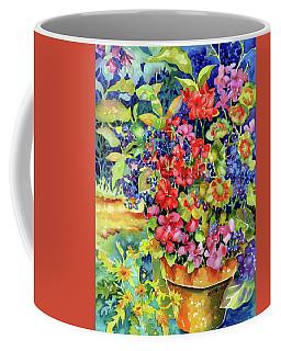 Geranium I Coffee Mug