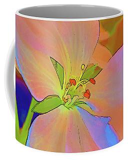Geranium In Color Coffee Mug
