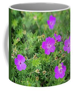 Geranium Coffee Mug