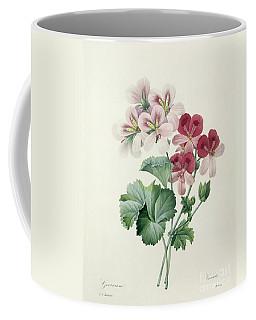 Geranium Variety Coffee Mug