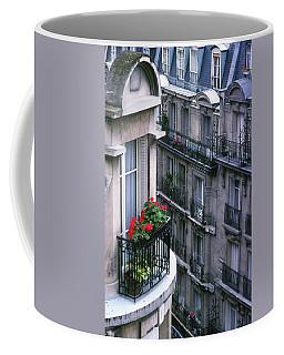 Geraniums - Paris Coffee Mug