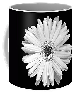 Single Gerbera Daisy Coffee Mug