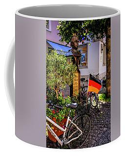 German Bicycle Coffee Mug