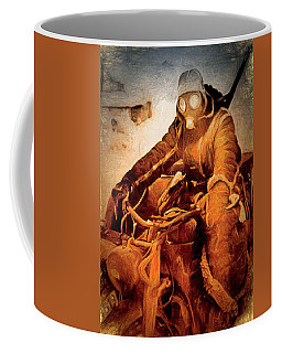 German Biker Coffee Mug