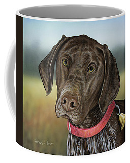 German Chocolate Coffee Mug