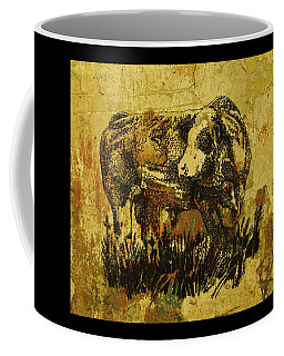 German Fleckvieh Bull 21 Coffee Mug