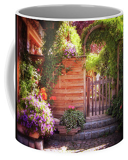 German Garden Coffee Mug